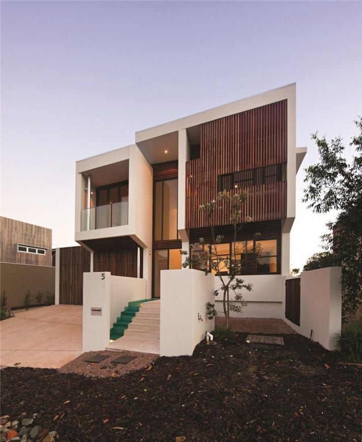 частный дом  Elysium 154 по проекту BVN Architecture