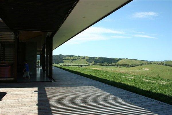 Новый дачный дом от студии Джона Ирвинга