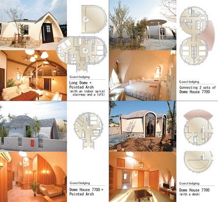 проект Сводчатого сборного дома