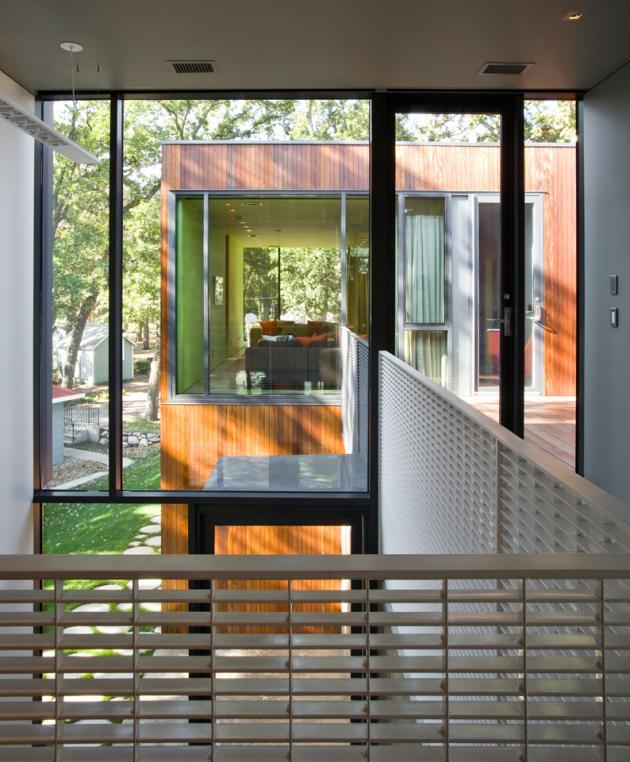 дачный дом у озера Окободжи  по проекту Min|Day Architects