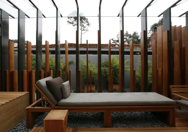 Дом для отдыха на калифорнийском побережье