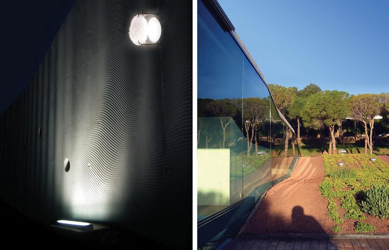 частный Биодом по проекту Enric Ruiz Geli