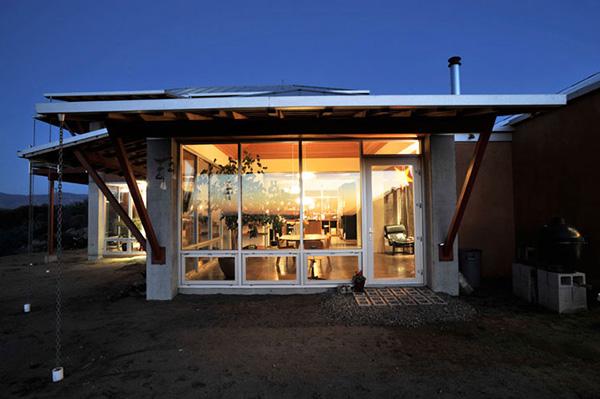 частный дом - Raised House Plan