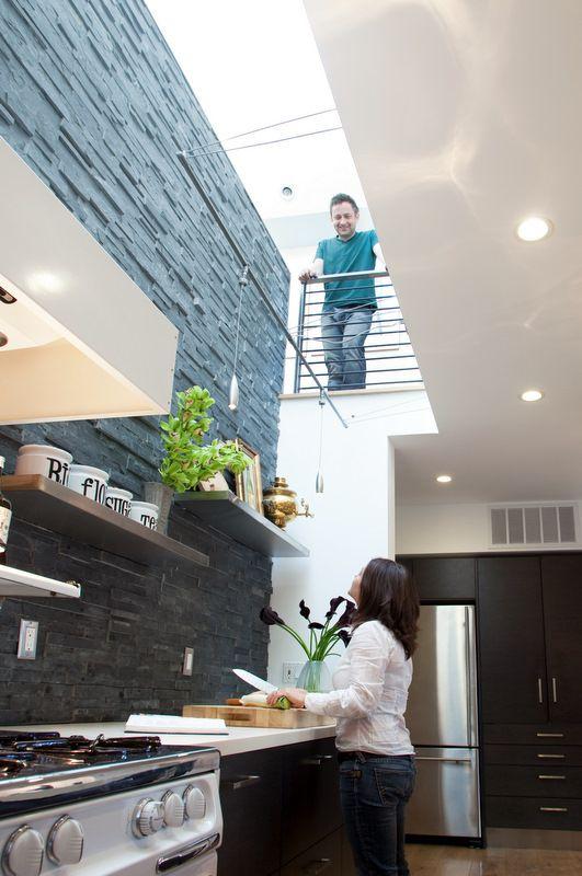 Реконструкция дома на окраине Сан-Франциско
