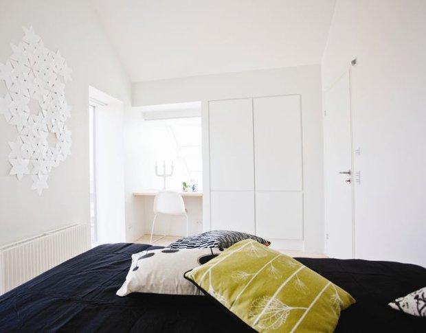 Активный дом - фото спальни