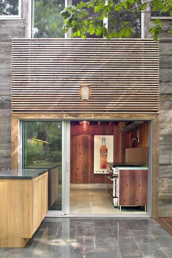 дачный дом Re-Cover («Ре-конструкция»)