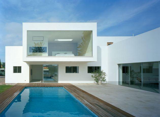 загородный дом М2 по проекту Jonas Lindvall A&D