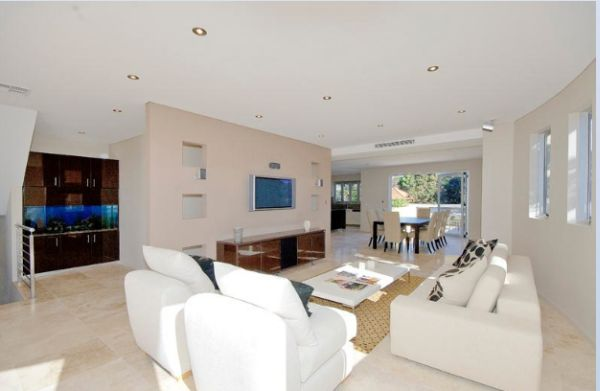 Дом в Норт Марубра: образец стильного интерьерного дизайна