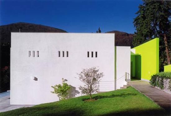 кубические дома  от Жозе Коса