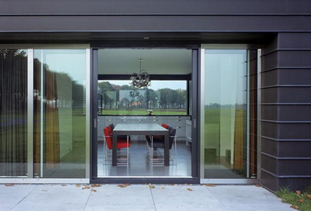Вилла Vriezenveen по проекту Zecc Architects
