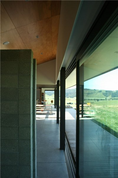 Новый загородный дом от студии Джона Ирвинга