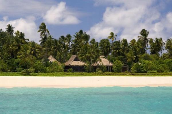 Роскошная вилла на личном острове на Сейшеллах