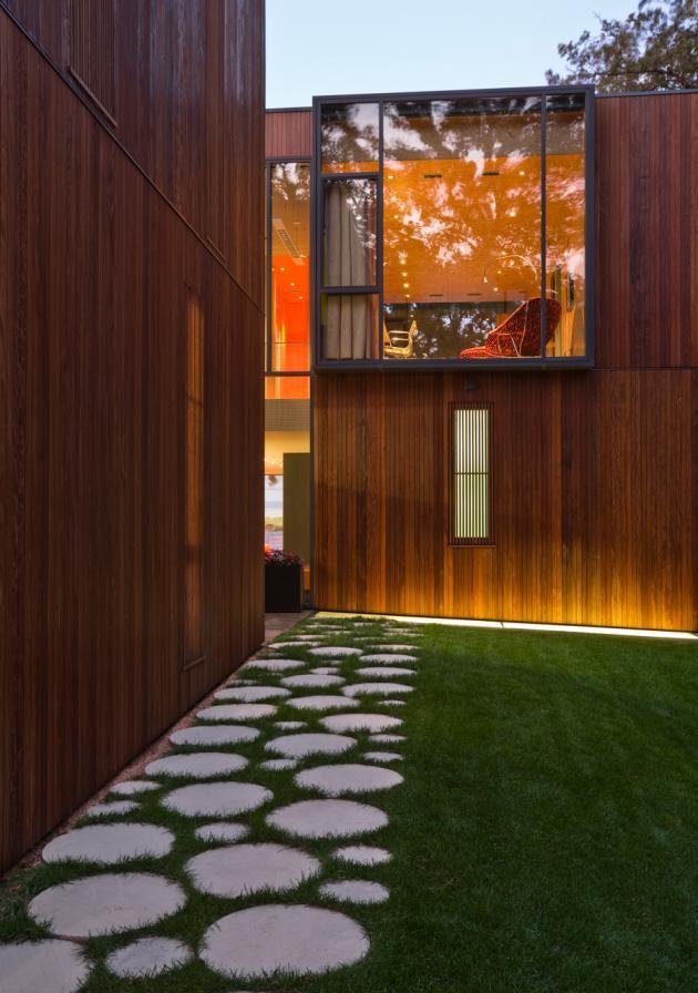 частный дом у озера Окободжи  по проекту Min|Day Architects
