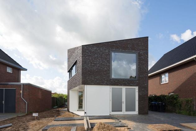 Частный дом Van Leeuwen House фото 1