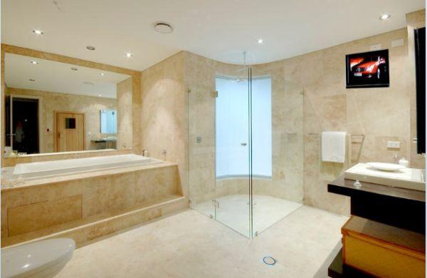 Дом в Норт Марубра: ванная