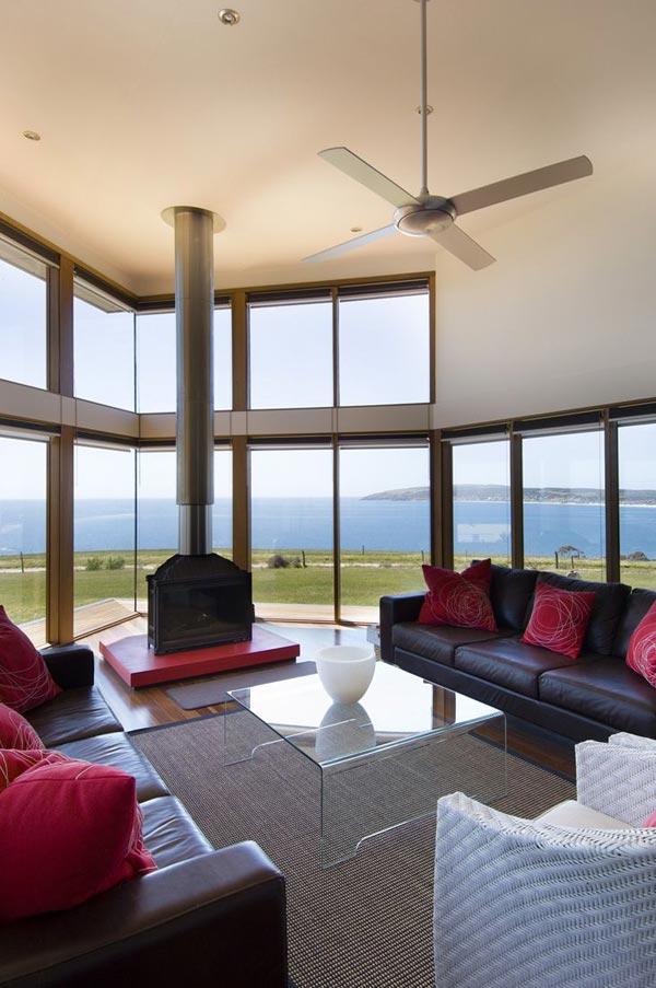 Дом с видом на океан по проекту Макса Притчарда