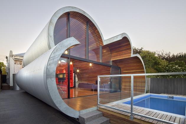 Дом «Седьмое небо» загородный проект