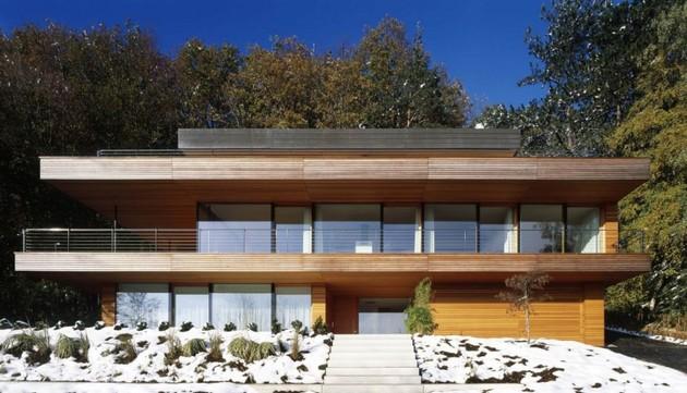Дом в коттеджном стиле фото 1