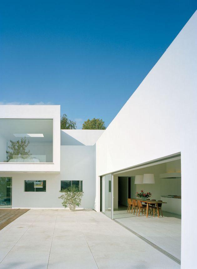 фото дома М2 по проекту Jonas Lindvall A&D