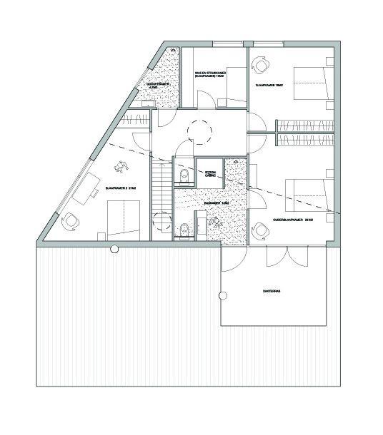 Дом в Буссуме по проекту GROUP A