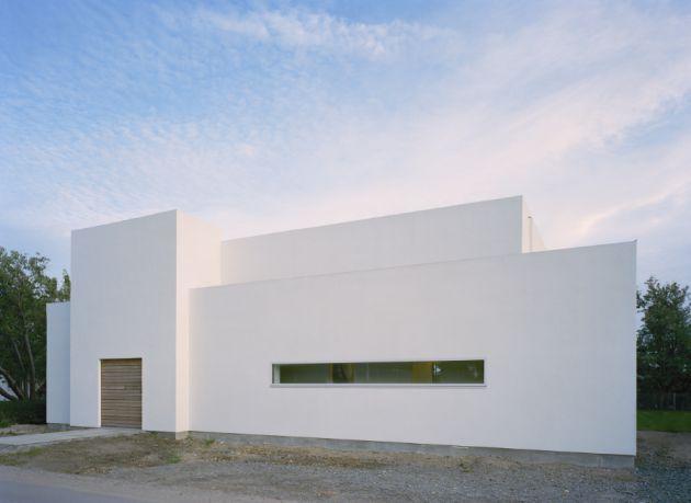 частный дом М2 по проекту Jonas Lindvall A&D