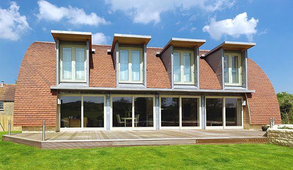 Вилла Muswell House по проекту Эдриана Джеймса