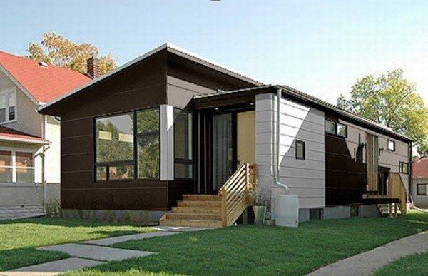 Небольшой каркасный дом - проект