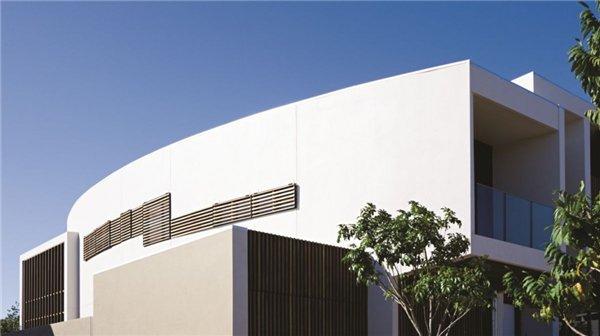 загородный дом Elysium 154 по проекту BVN Architecture