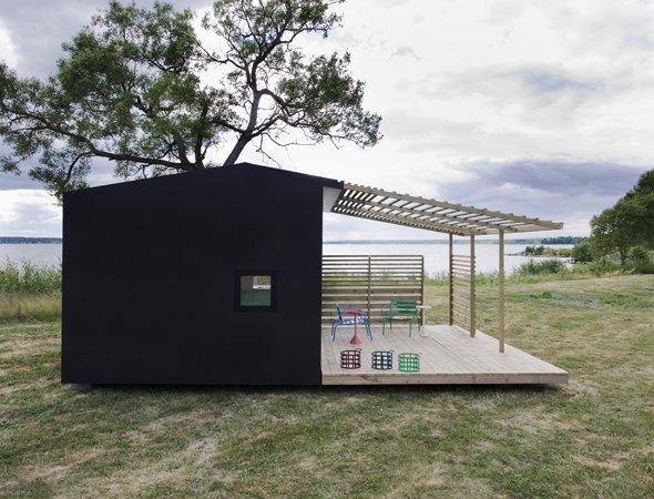 частный мини-дом от Йонаса Вагеля