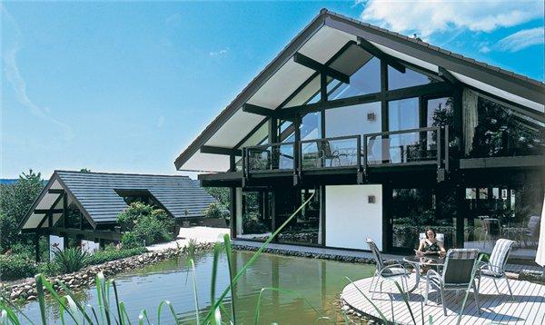 немецкий сборный дом Да Винчи (DaVinci Haus)