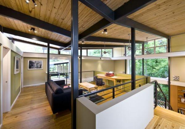 Экологичный дом по проекту Роберта М. Кейна фото 1