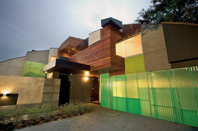 загородный куполообразный дом: проект архитектурного бюро McBride