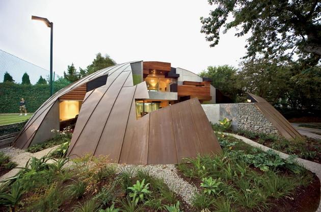 куполообразный дом проект фото 3