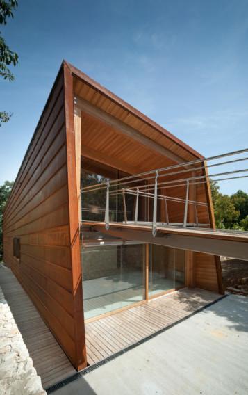 загородный дом с нулевым энергопотреблением фото 2