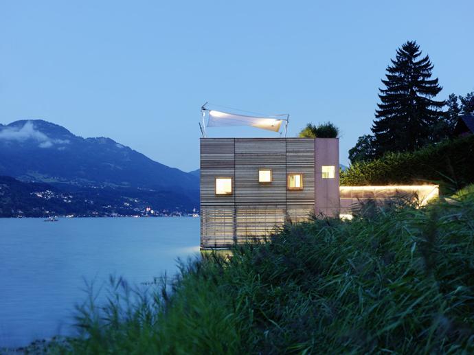 Дом с видом на озеро фото 3