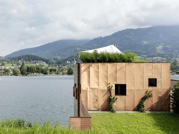 Дом с видом на озеро фото 2