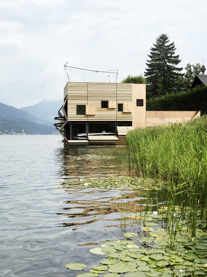 Дом с видом на озеро фото 1
