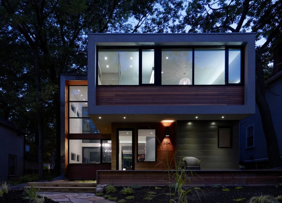 Дом с внутренним двором фото 4