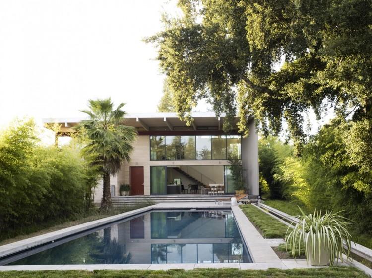 красивый дом для пары - проект Butler Armsden Architects