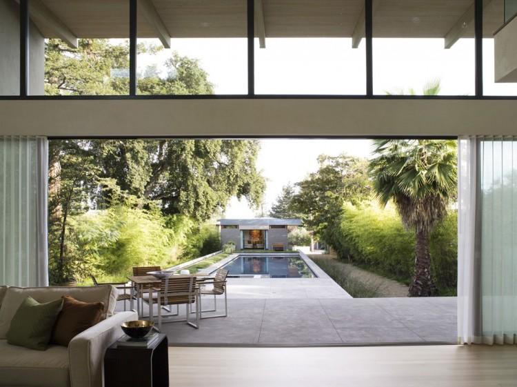 частный дом для пары - проект Butler Armsden Architects