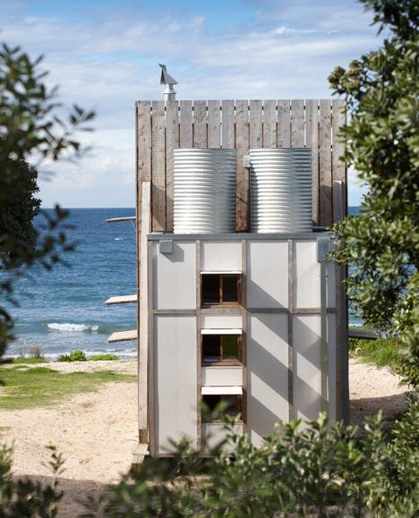 загородный дом на пляже Коромандел Пенинсула