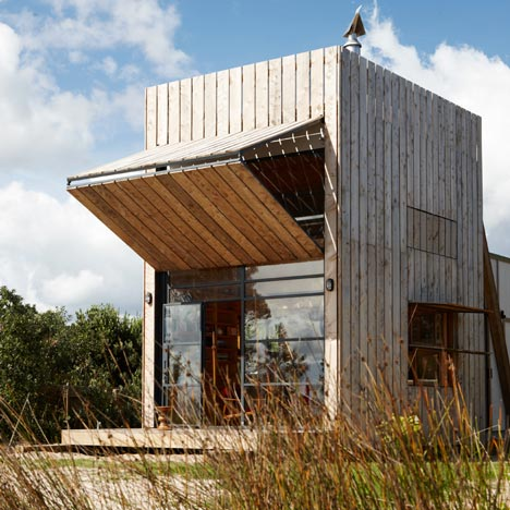 Мобильный дом на пляже фото 1