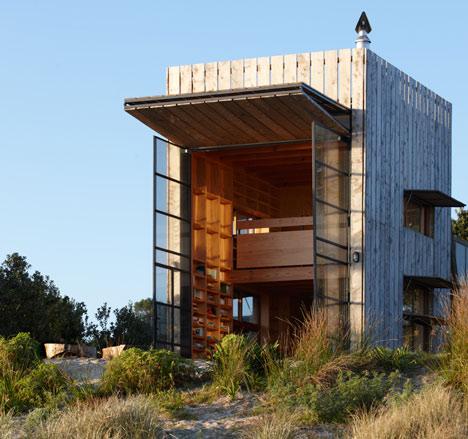 Мобильный дом на пляже Коромандел Пенинсула