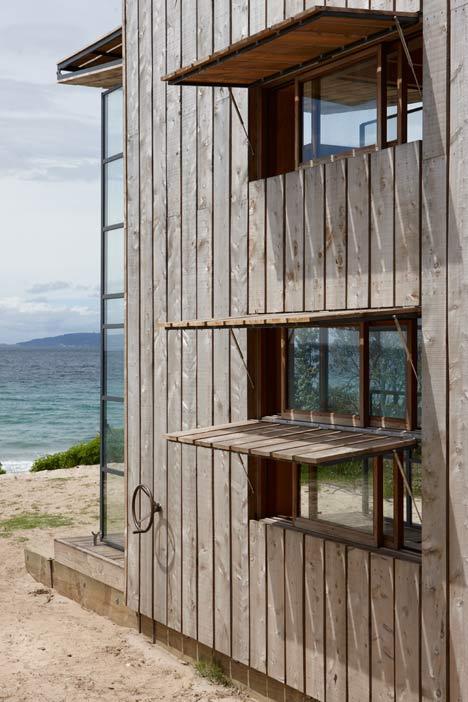 проект дома на пляже Коромандел Пенинсула