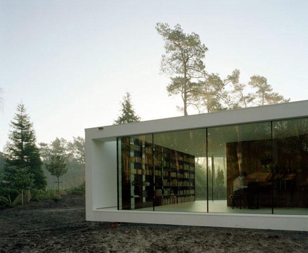 Одноэтажный загородный дом - фото 31
