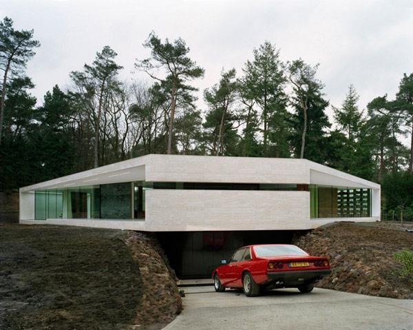 Одноэтажный загородный дом - фото 2