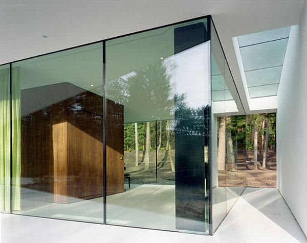 Одноэтажный загородный дом - фото 7