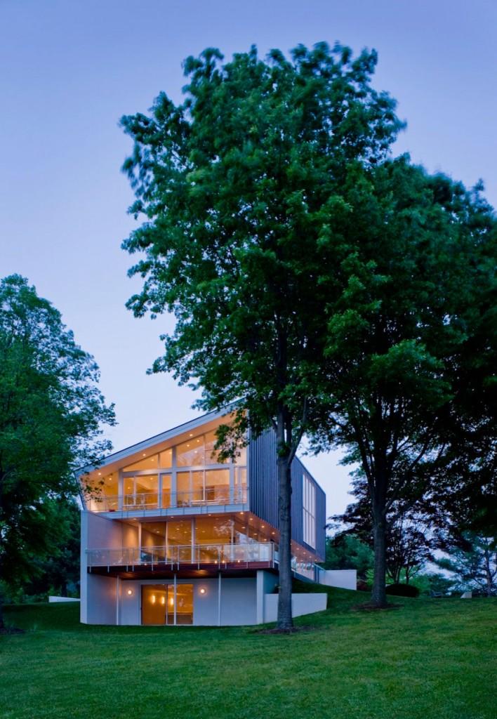 Светлый дом фото