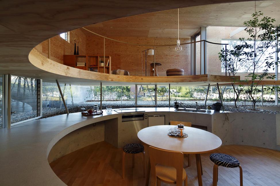 Удивительный дом - кухня