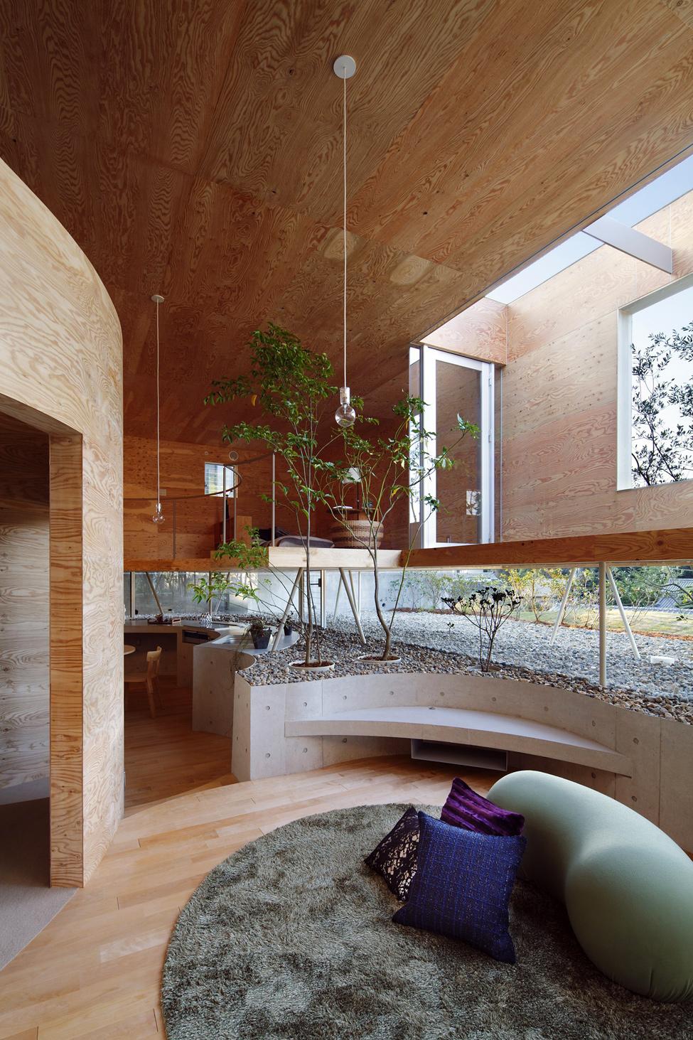 Удивительный дом - гостиная